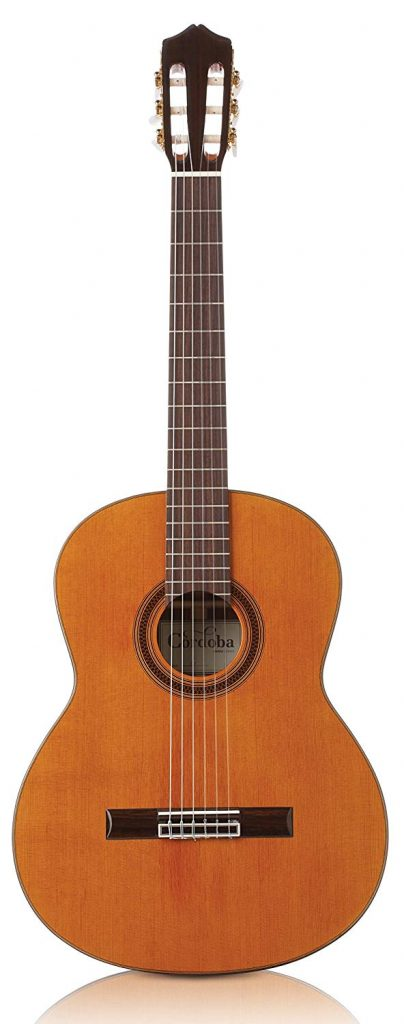 Cordoba C7 CD/IN Acoustic Nylon Strings Classical Guitar