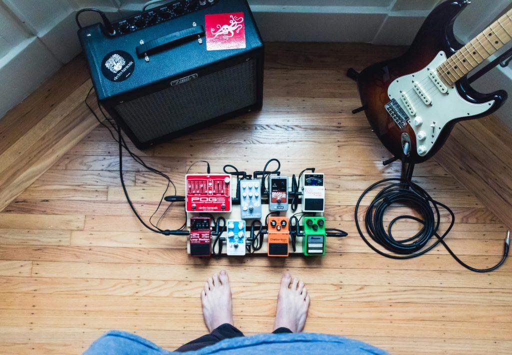 What Do Guitar Pedals Do?